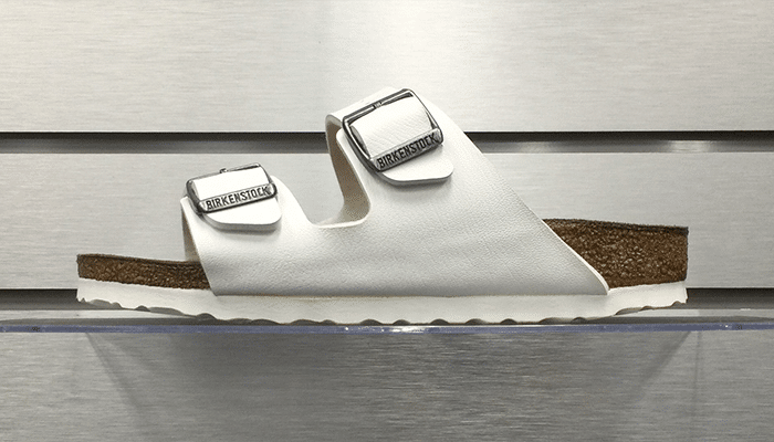 Birkenstock Arizona BS White