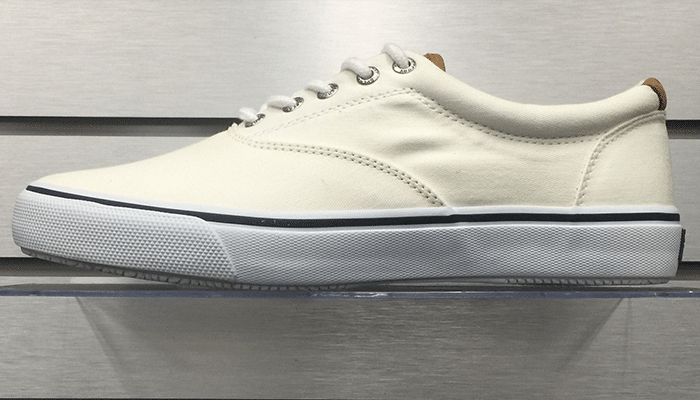 Sperry Striper LL CVO White
