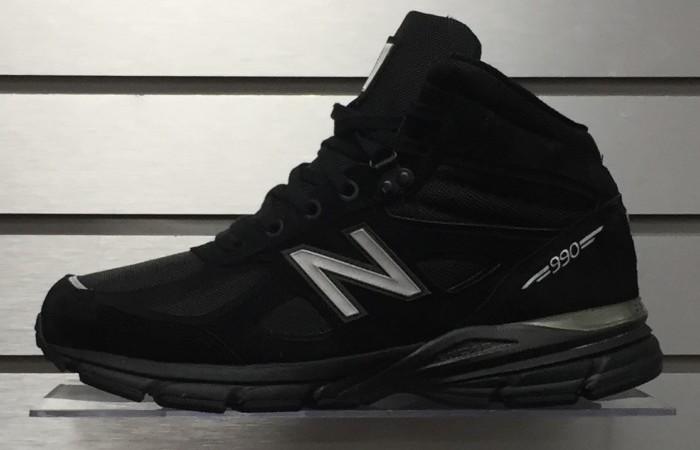 huge selection of 59171 402d0 New Balance Men's MO990BK4 – Incredible Feets