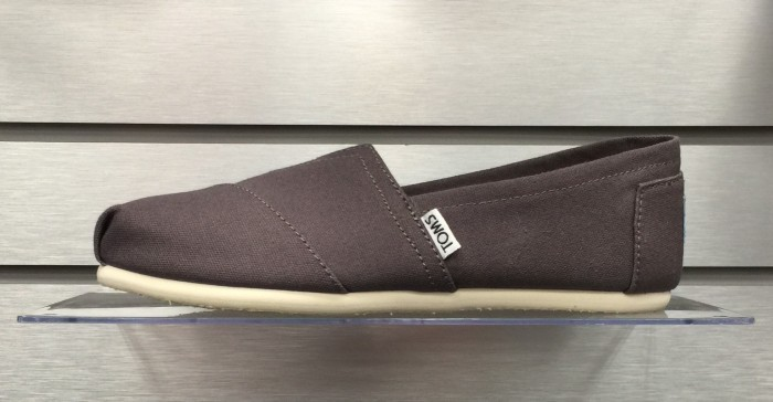 Toms Classic Ash Canvas – Incredible Feets