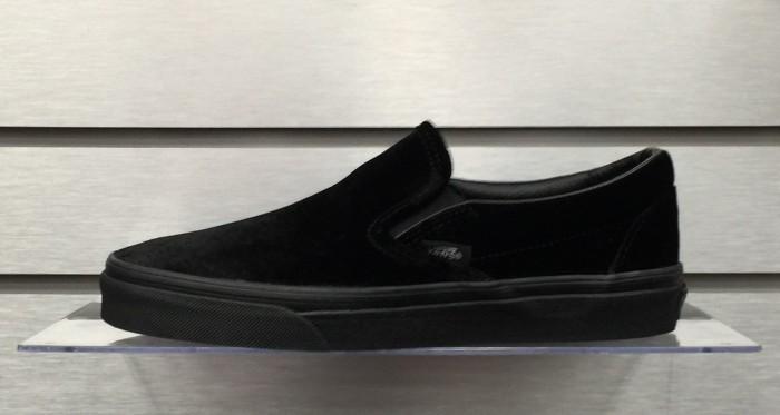 0debd05cc0935e Vans Slip-On Velvet – Incredible Feets