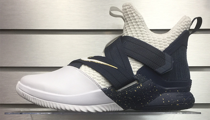 new styles 73ce7 838c3 Nike Lebron Soldier XII SFG – Incredible Feets