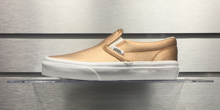 Vans Classic Slip-On Metallic Copper